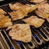 Pork belly. It's what's for dinner. #pork #porkbelly #koreanbbq #kbbq #삼겹살