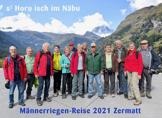 MR-Reise 2021