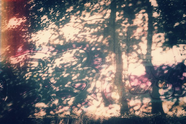 Shadow plays……