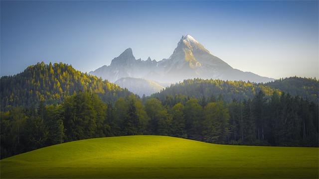 _DSC34225 Mt. Watzmann - Bavaria / Germany