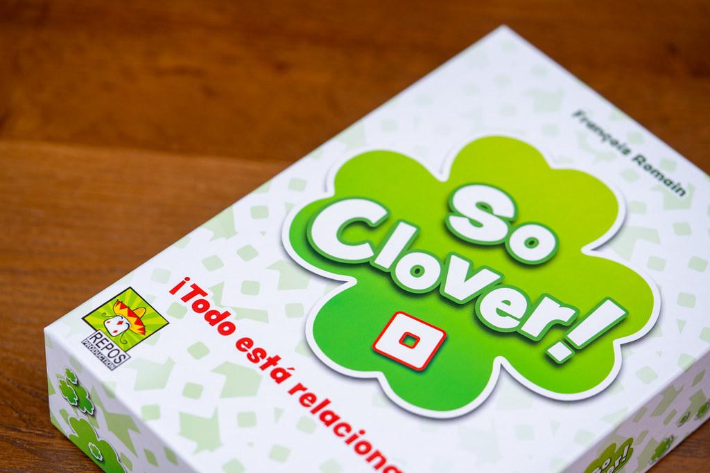 So Clover boardgame juego de mesa