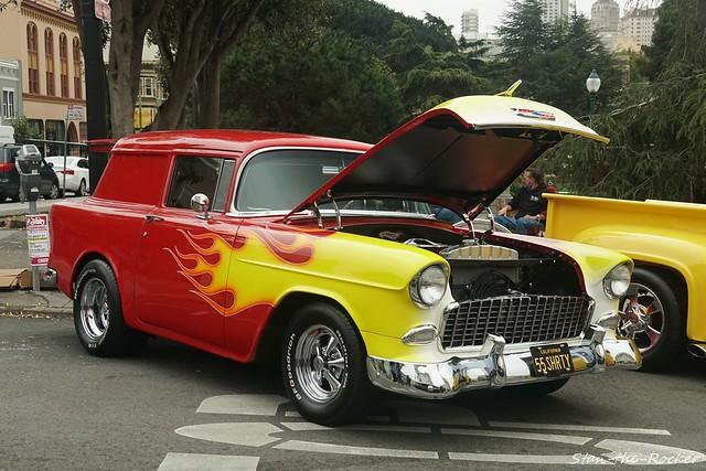 1st Annual SF North Beach Car Show - 091821 - 01