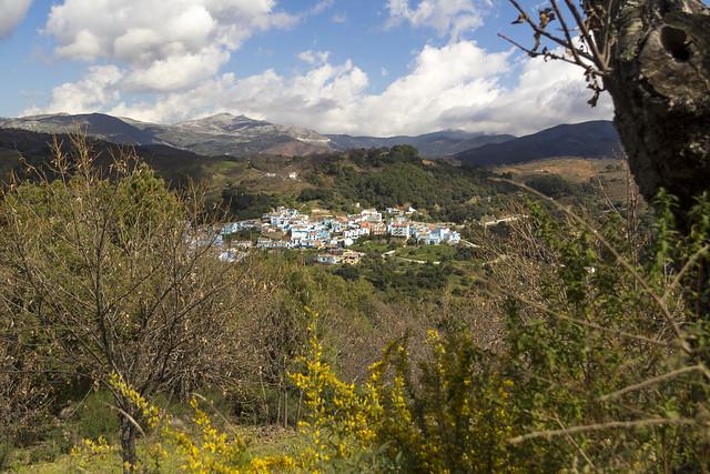 Spain - Malaga - Juzcar