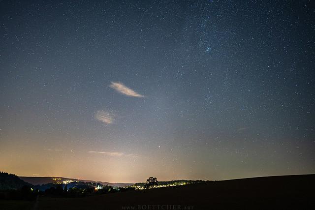 Dilsberg Night View in September 2021 I