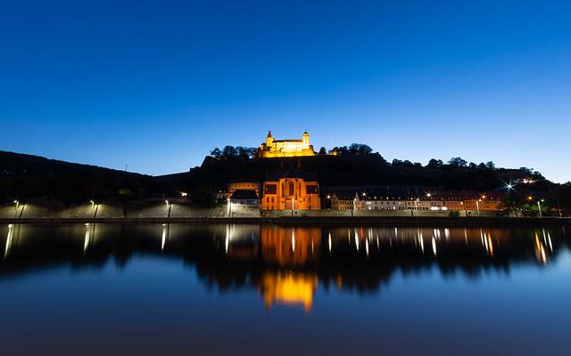 Würzburg at blue hour – Part 3