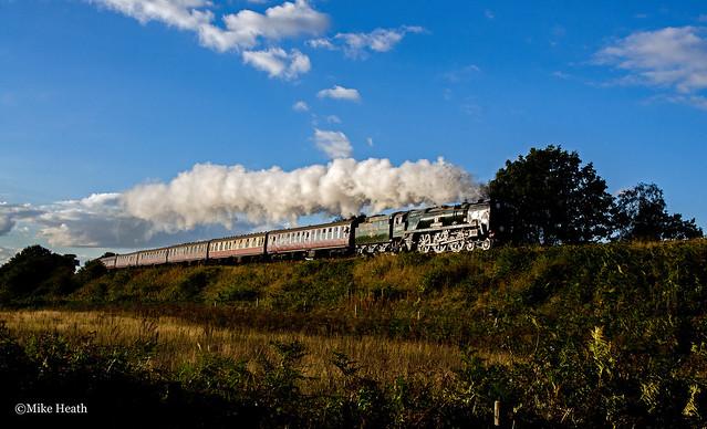 34027 - Severn Valley Railway - 2 October 2016 (2)