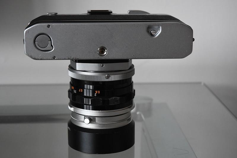 Canon FXBasePlate with film Door Lock