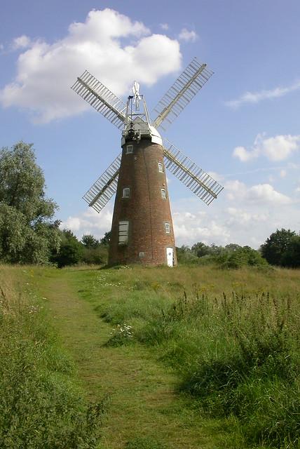 Norfolk Windmill.