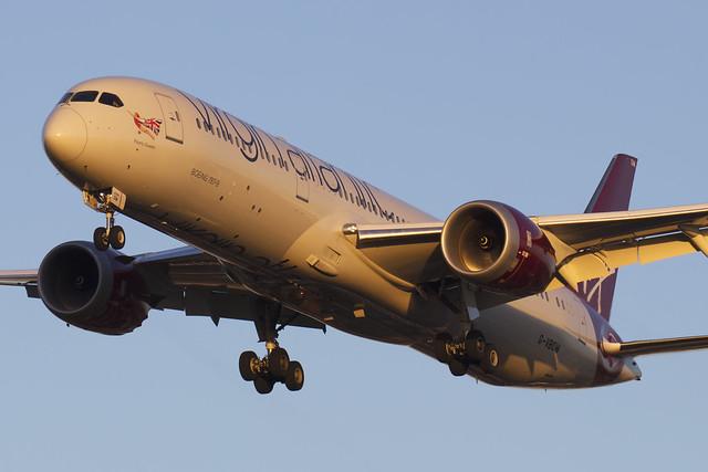 G-VBOW  -  Boeing 787-9 Dreamliner  -  Virgin Atlantic  -  LHR/EGLL 4/10/20