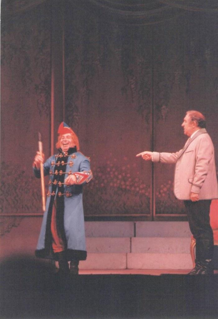 La Vie parisienne, Théâtre du Casino, Lamalou-les-Bains (France), 15/08/1991