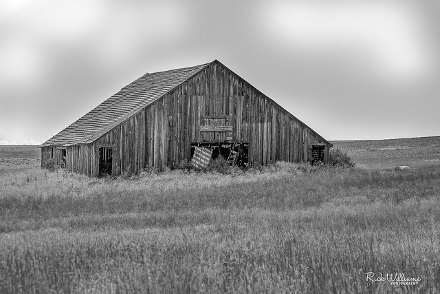 Another Lonely Barn