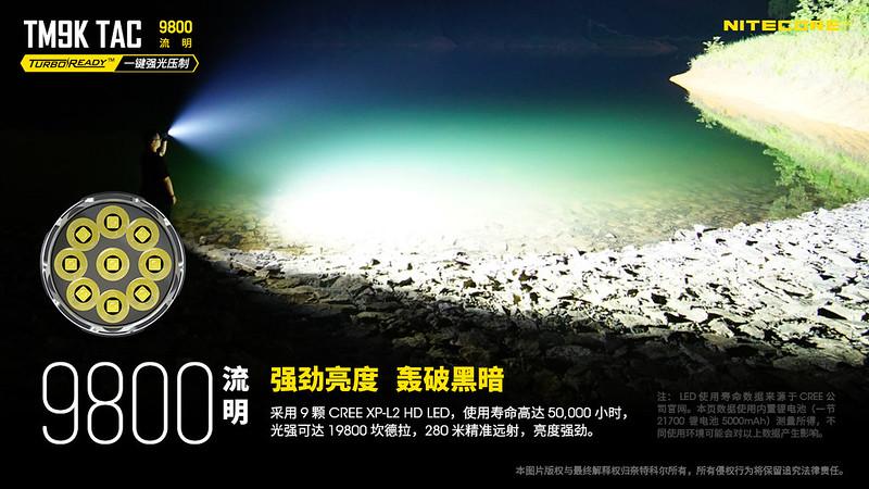 nitecore tm9k tac 9800 lumens (3)