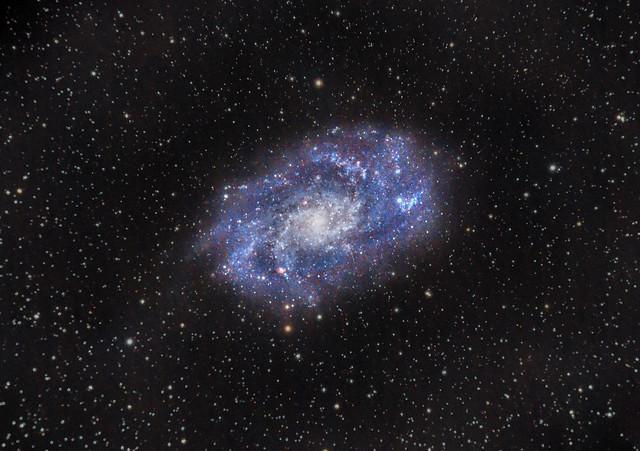 M33 - Galaxia del Triángulo