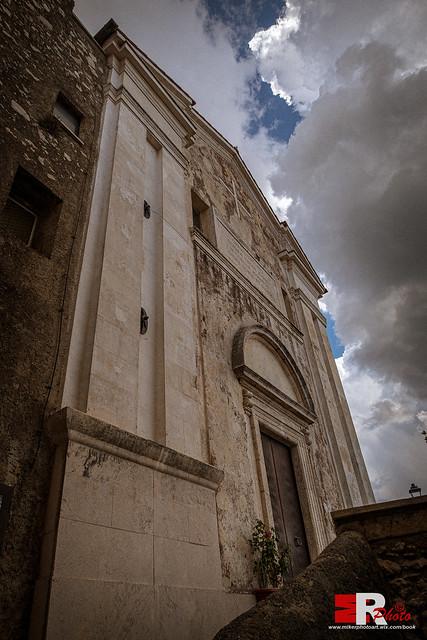 Rocca Canterano, Chiesa di S. Maria Assunta