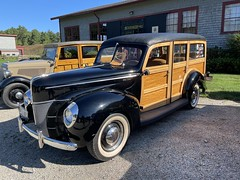 40 Ford Woody