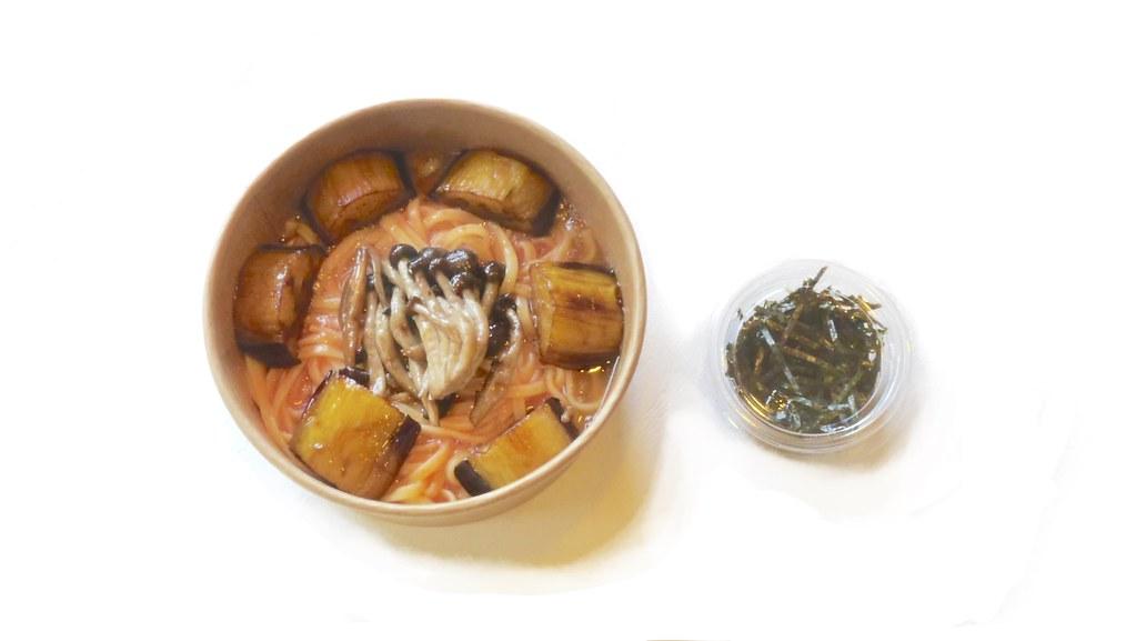 [夜限定]明太とナスの土堂スパゲティー単品