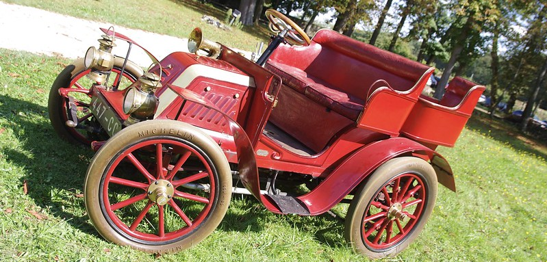 Gladiator 6,5 Chevaux 1901 - Grossay (78) Art Automobile 2021 51492441990_13a1fd259b_c