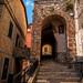 Rocca Canterano, vicolo.