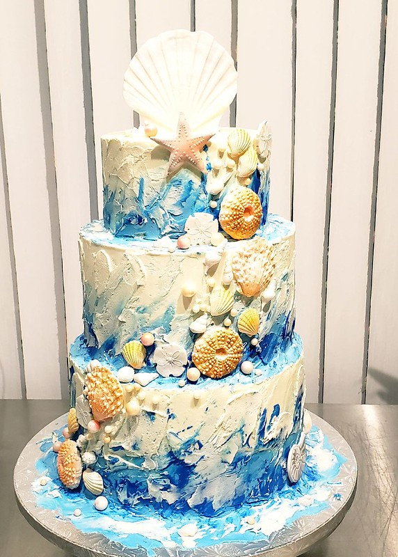 Cake by Wheat & Bee Bakery
