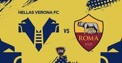 Formazioni ufficiali Hellas Verona-Roma