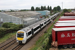 West Thurrock Junction - 15/9/21