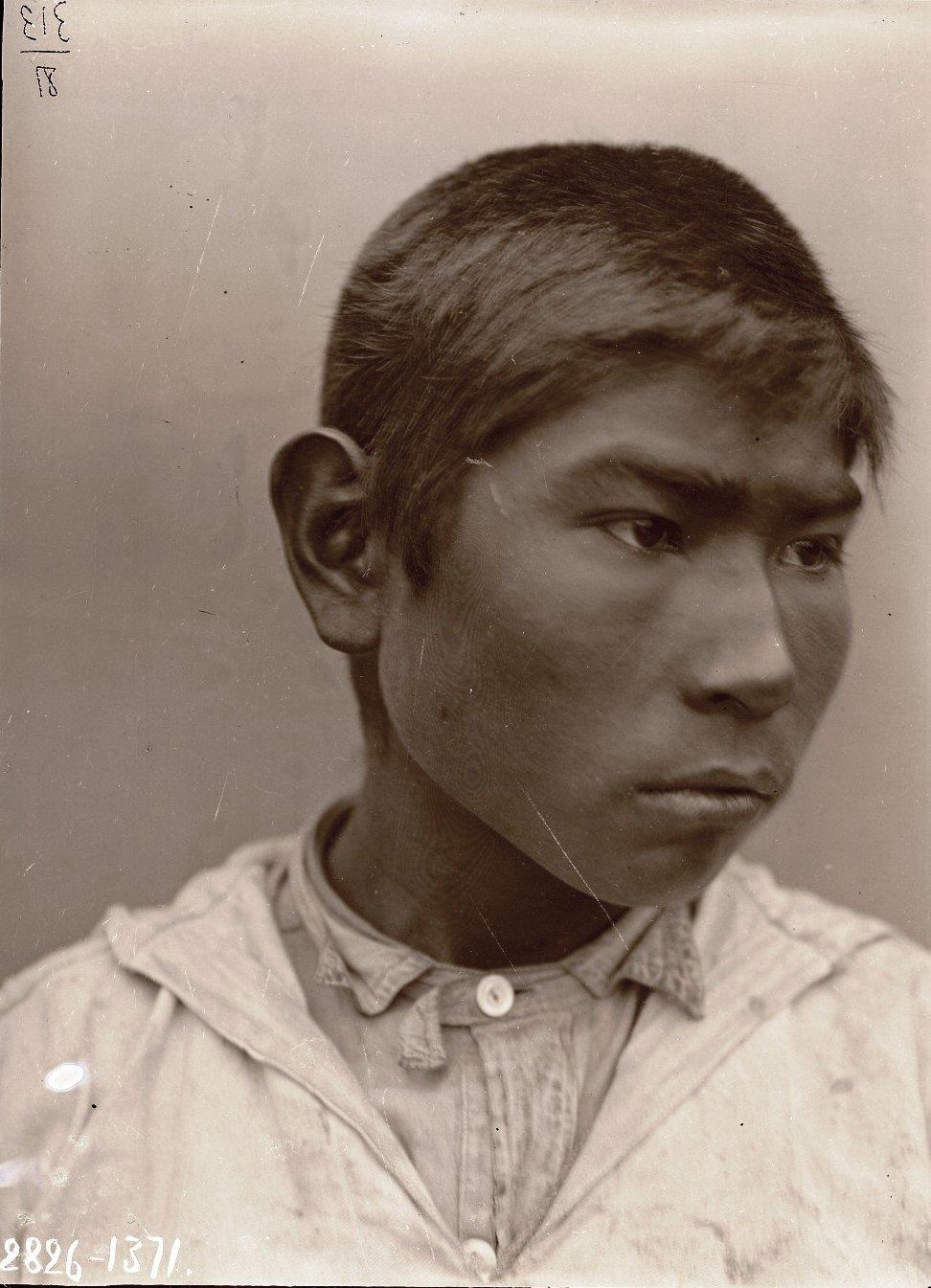 1909. Июнь - июль. Егор Кауров. Атту остров
