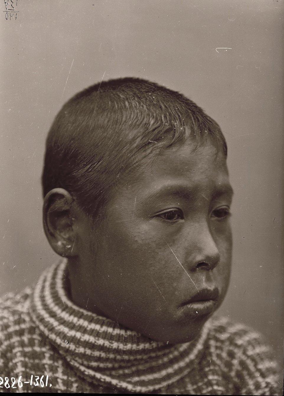 1909. Июнь - июль.  Дмитрий Прокопьев-мл. Атту остров