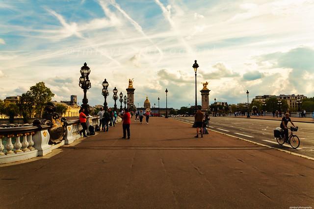 Pont Alexandre III - Paris - France -1L8A5549-Modifier