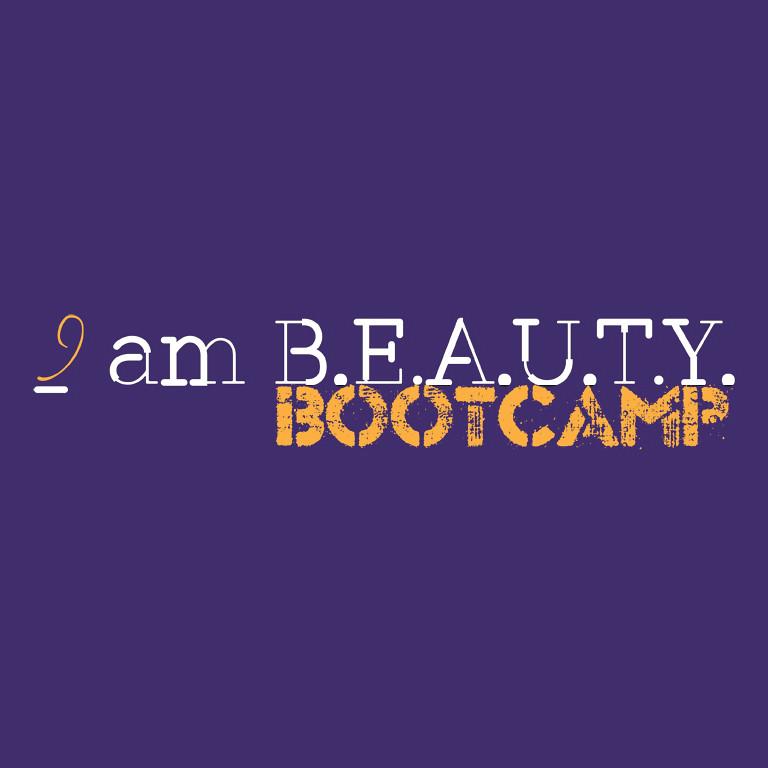 Very first I am beauty logo