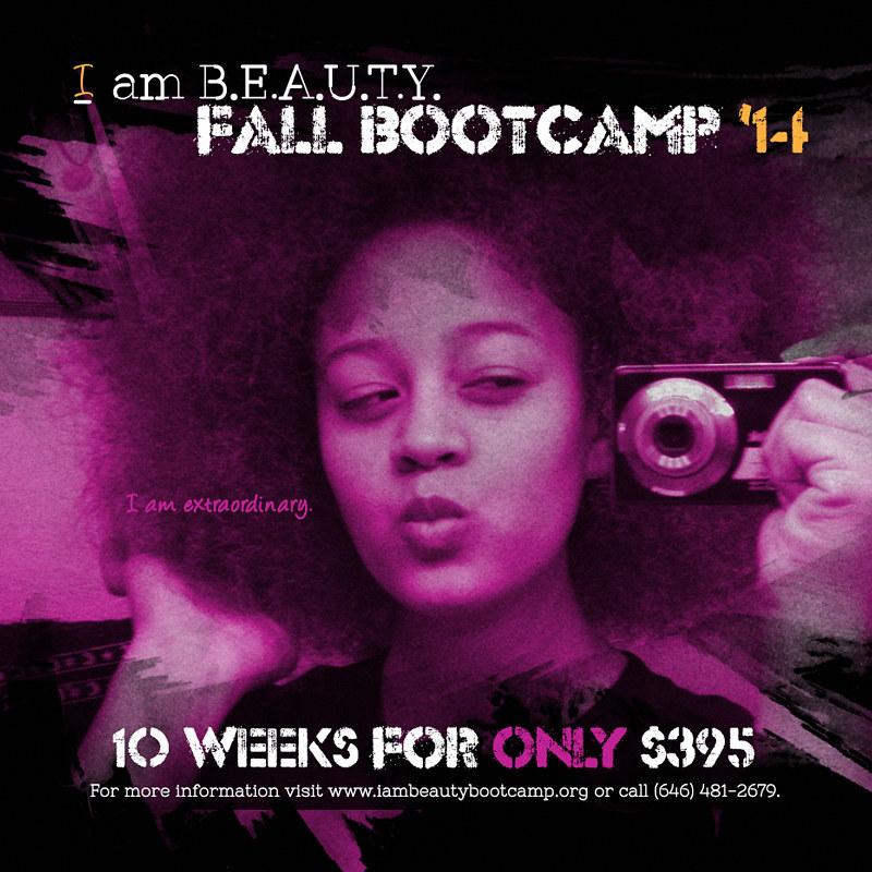 2/5 Social Media Flyer for Fall 2014 Bootcamp