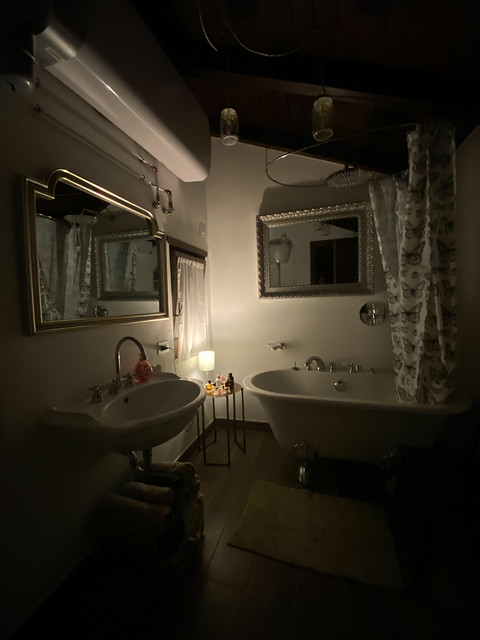most gorgeous bathroom
