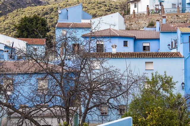 Spain - Malaga - Juzcar - Blue Village