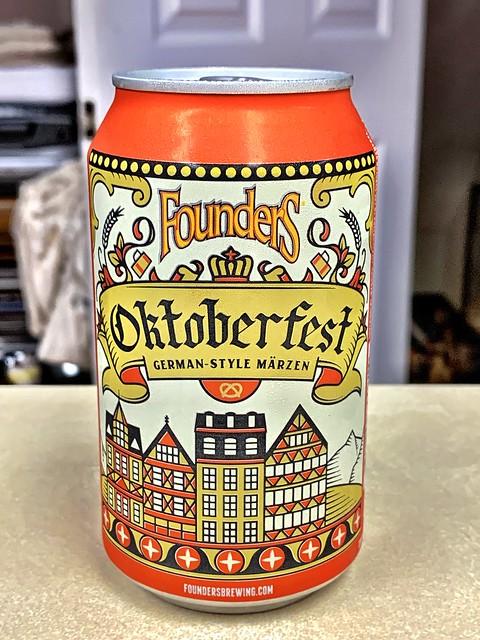 Oktoberfest Märzen - Founders Brewing