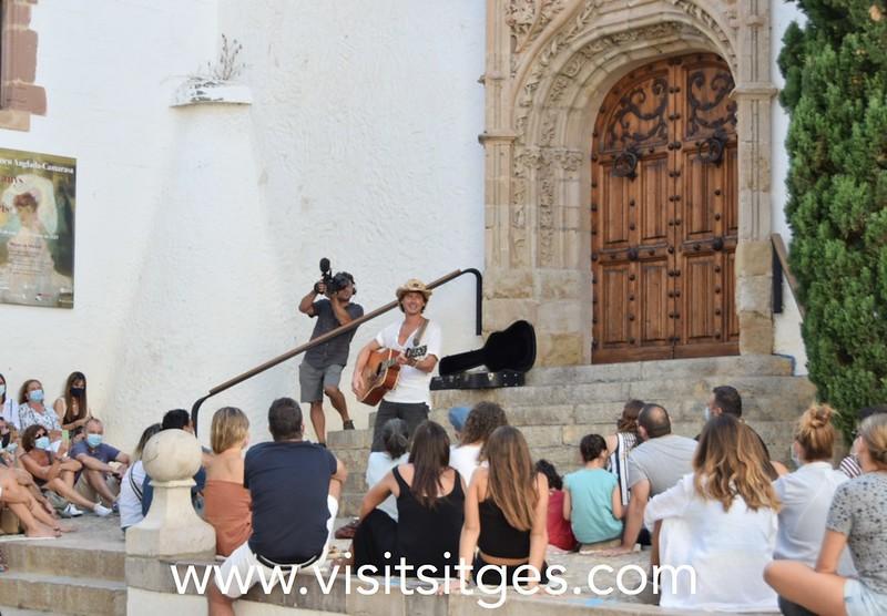 Ramon Mirabet estrena la Gira del Mar y tiene parada en Sitges