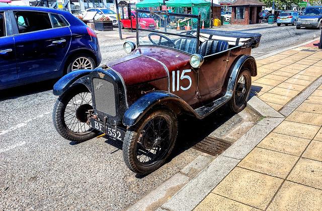 1927 Austin Seven.