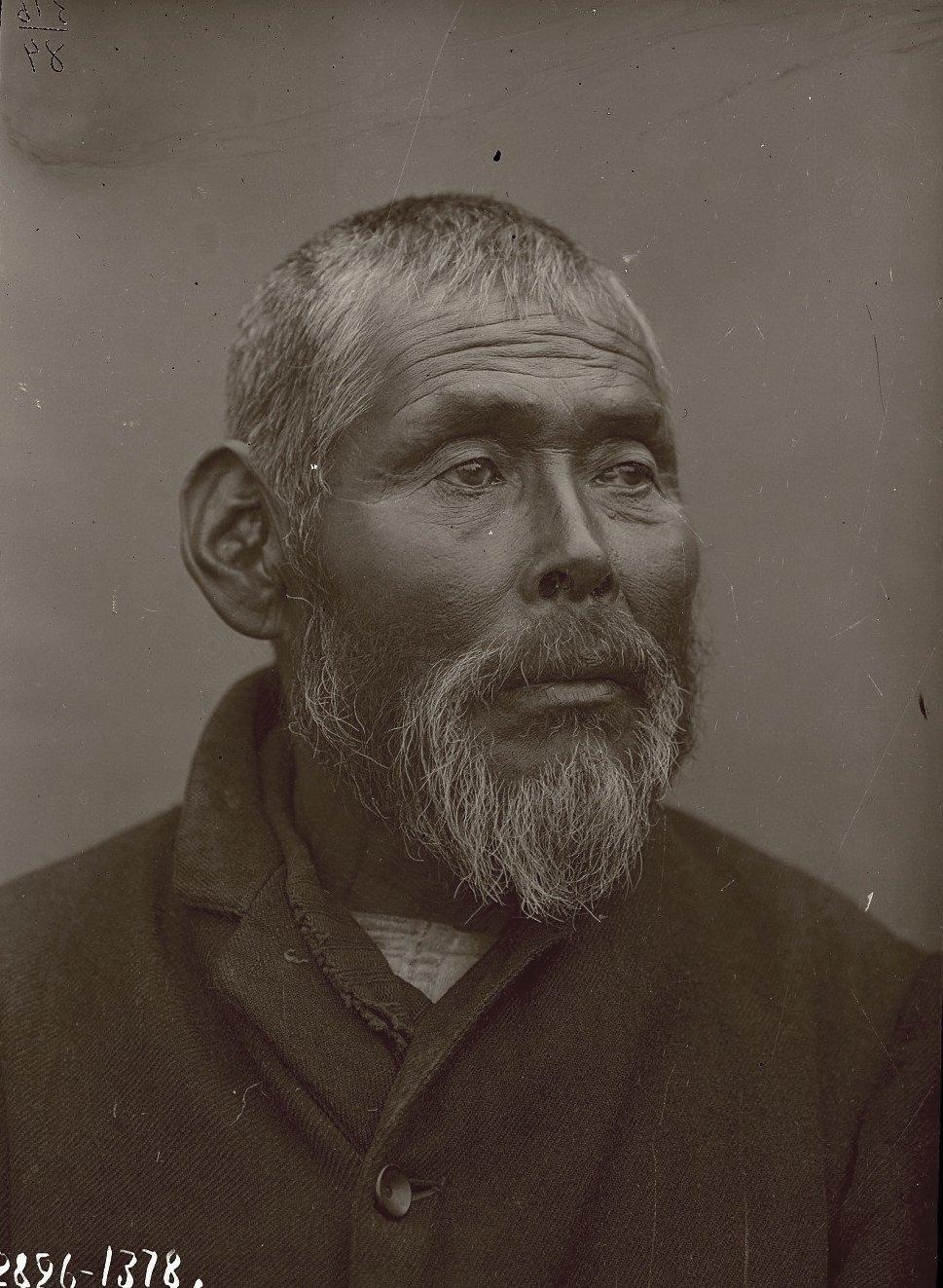 1909. Июнь - июль.  Дмитрий Прокопьев. Атту остров