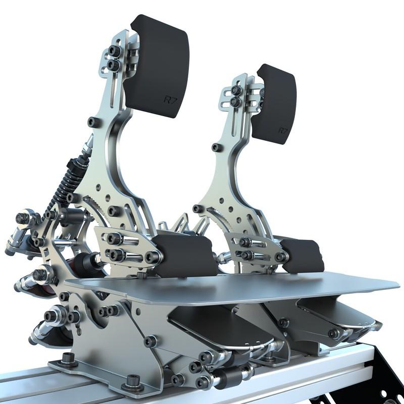Simgrade R7 Pedals