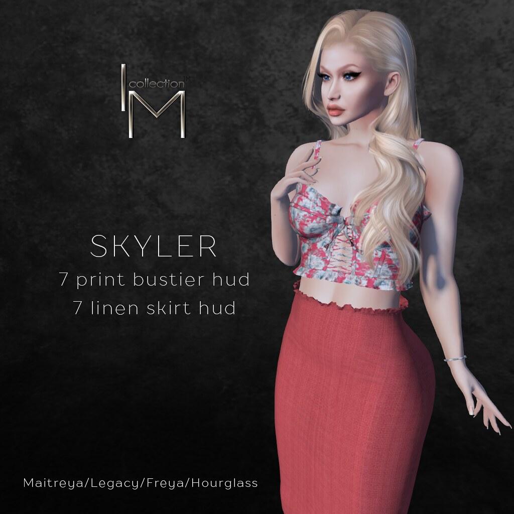 I.M. Collection Skyler @ Sense Event