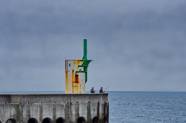 224 - Normandie Cotentin Août 2021 - Port de Dielette