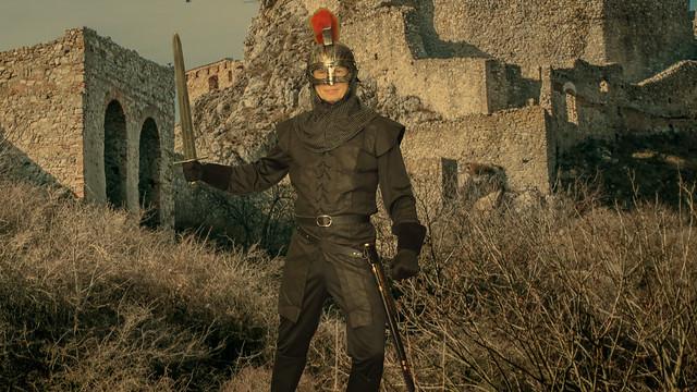 The Black Knight of Rohannon [436]