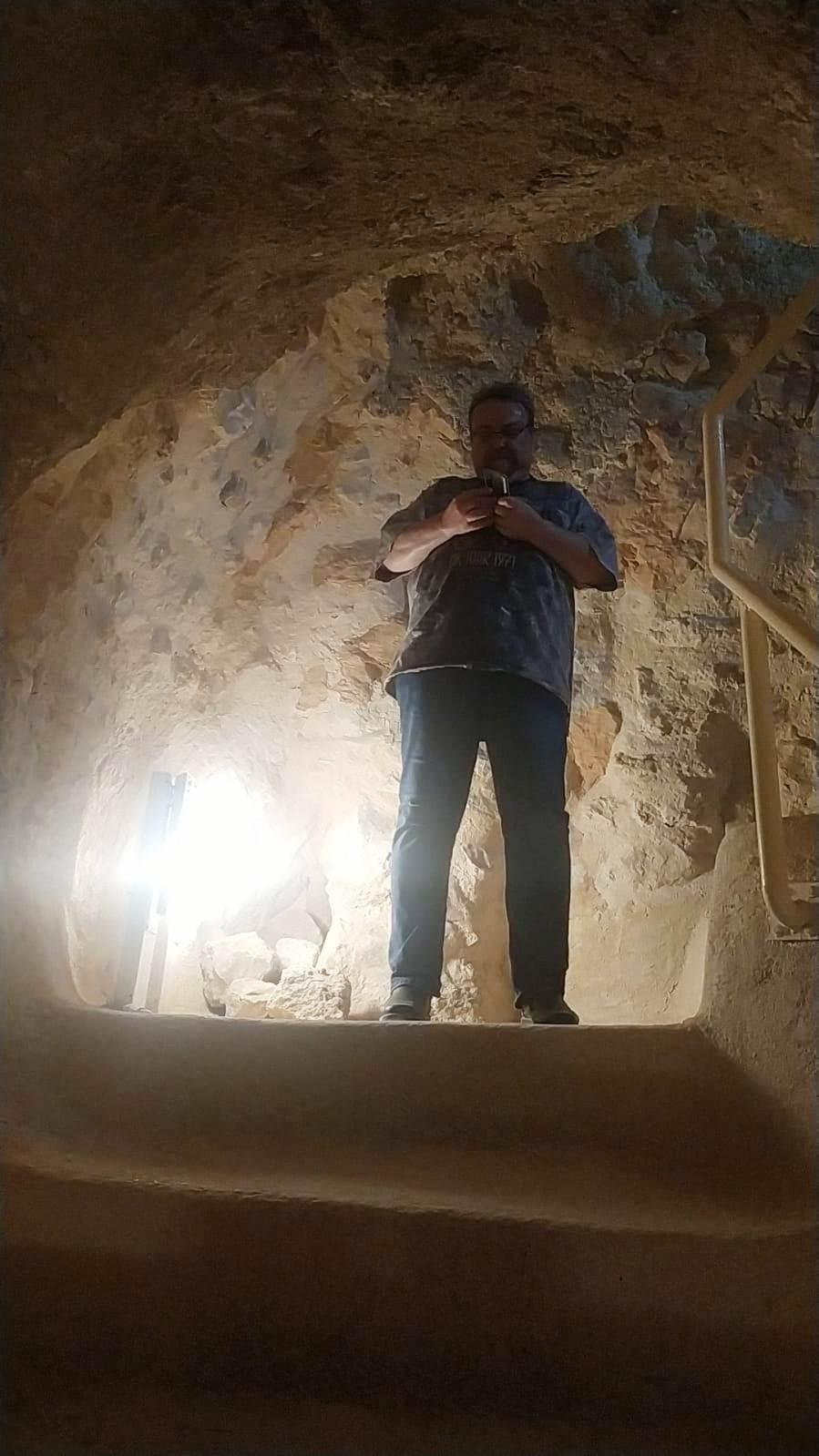 09. В глубине тоннелей
