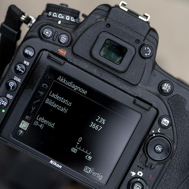 Nikon EN-EL15 Akku