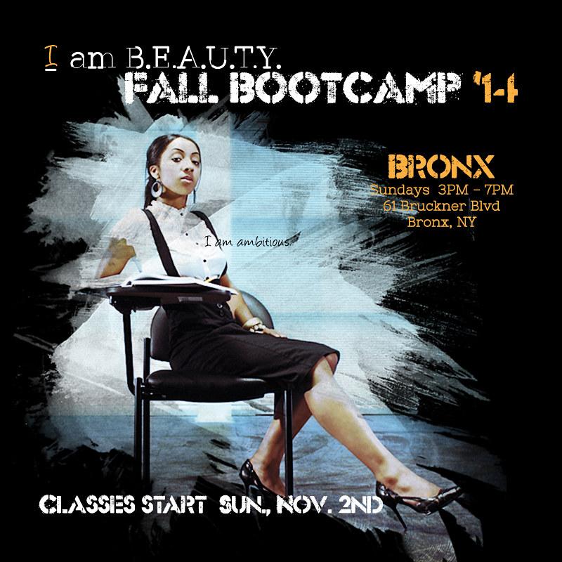 5/5 Social Media Flyer for Fall 2014 Bootcamp