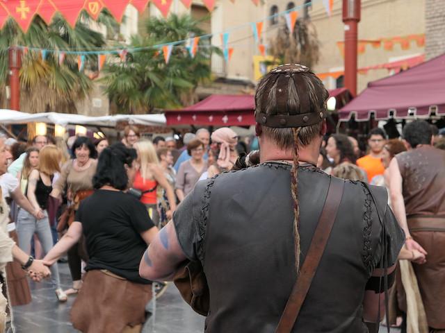 Fiestas medievales en Zaragoza - 2019