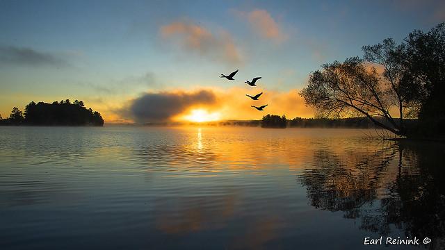 Fairy Lake Sunrise