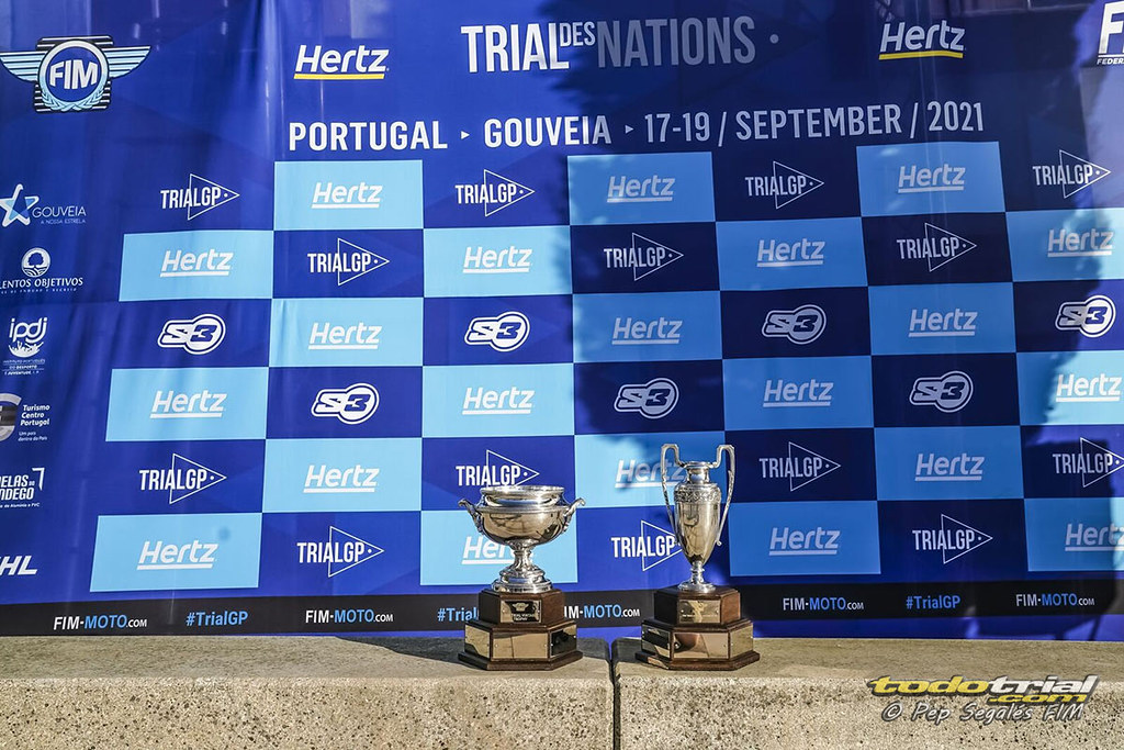 Trial de las Naciones 2021. Gouveia, Portugal.