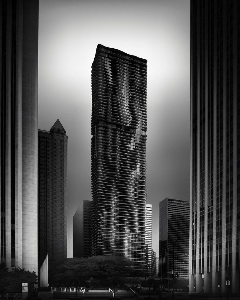 Aqua building - Chicago 2013-2021