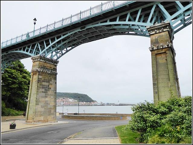 Cliff Bridge at Scarborough  ..