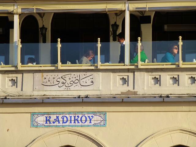 Kadikoy Ferry Station, Istanbul, Turkey