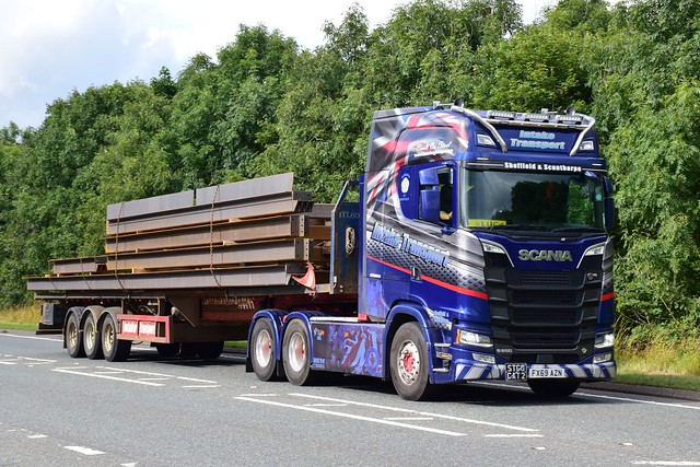 Intake Transport FX69 AZN